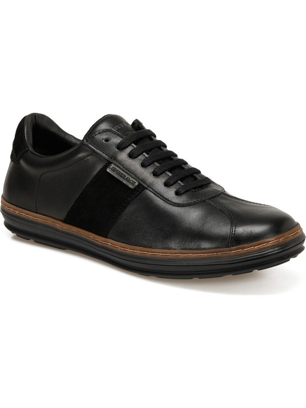 Lumberjack Zegnew Siyah Erkek Sneaker
