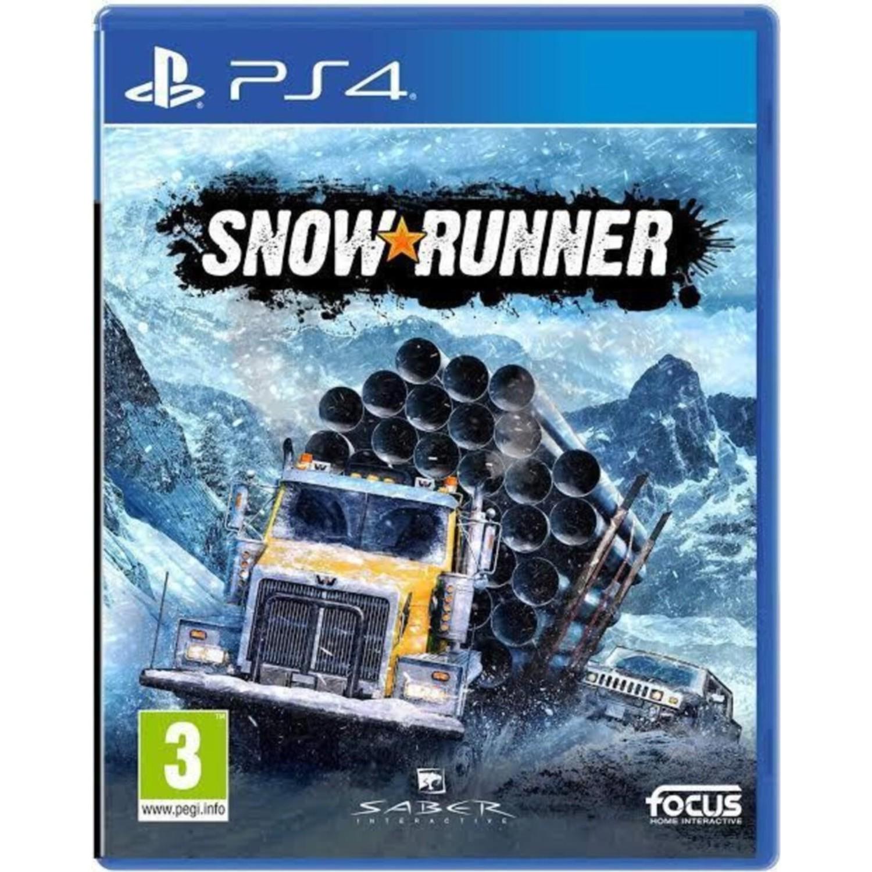 Snow Runner Ps4 Oyun Fiyati Taksit Secenekleri Ile Satin Al