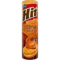 Bahlsen Hit Salty Caramel Tuzlu Karamelli Bisküvi 220 gr