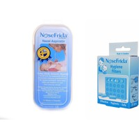 Nosefrida Nasal Burun Aspiratörü + Yedek Filtre