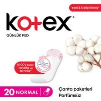 Kotex Anydays Normal Ped 20'li