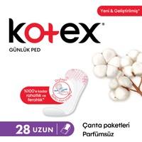 Kotex Anydays Uzun Ped 28'li