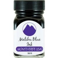 Monteverde Malıbu Blue 30 ml Mürekkep G309MU