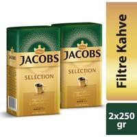 Jacobs Selection Filtre Kahve 2 x 250 gr