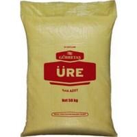 Gübretaş Beyaz Inci Üre %46 Kimyasal Azot Granül Gübresi 50 kg
