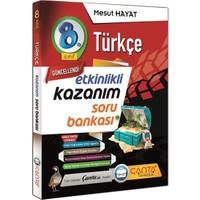 Çanta Yayınları 8.sınıf Türkçe Kazanım Soru Bankası