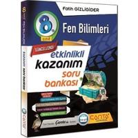 Çanta Yayınları 8. Sınıf Fen Bilimleri Etkinlikli Kazanım Soru Bankası