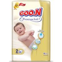 Goon Premium Soft Bebek Bezi 2 Beden Jumbo Paket 58 x 4
