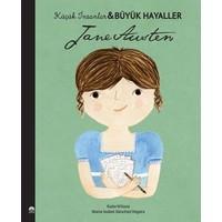 Küçük İnsanlar Büyük Hayaller; Jane Austen - Maria Isabel Sanchez Vegara