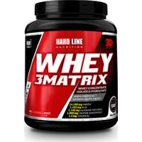 Hardline Whey 3 Matrix Protein Tozu 908 gr