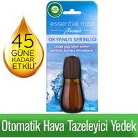 Airwick Essential Mist Yedek Okyanus Serinliği 20 ml