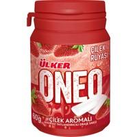 Ülker Oneo Çilek Aromalı Draje Sakız 60 gr