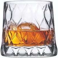 Paşabahçe 420194 Leafy Viski Bardağı 4'lü 300 cc