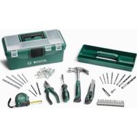 Bosch 73 Parça Toolbox Aksesuar Seti - 2607011660