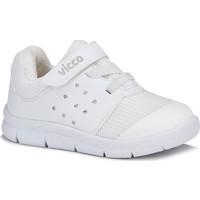Vicco Mario Unisex İlk Adım Beyaz Günlük Ayakkabı