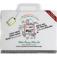 Akademi Çocuk Mini Funny Mat Travel Set