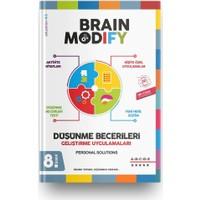 Brain Modify Düşünme Becerileri Geliştirme Seti - 8.sınıf