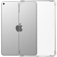 """Ceplab Apple iPad Pro 10.5"""" Kılıf Şeffaf Shockproof Silikon Kapak"""
