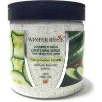 Winter Rose Tüm Ciltler Için Salatalık Ekstraklı Peeling 500 gr
