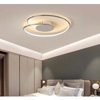 Burenze Tasarım Power LED Avize Krom Concept Ürün Beyaz Işık