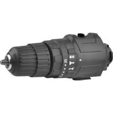 Kl Pro KLMS18-20 Şarjlı Li-ion Çift Akülü Vidalama Multi Set