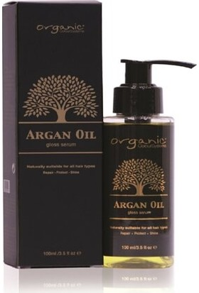 Organic Argan Yağı 100 Ml