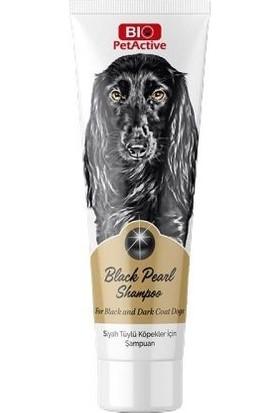 Bio Petactive Black Pearl Shampoo Siyah Tüylü Köpekler Için Şampuan