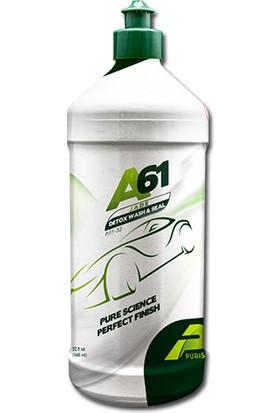 Puris A61 Jade Detox Oto Şampuan ve Koruma 946 ml