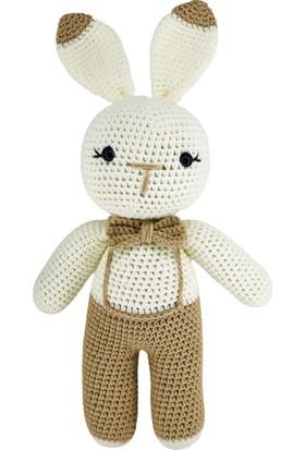 Aysun Yıldız Konbul Amigurumi Örgü Oyuncak Uyku Arkadaşı Tavşan