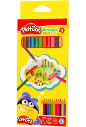 Play-Doh Kuruboya Tam Boy 12 Renk