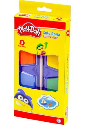 Play-Doh Sulu Boya 35 Mm. 8 Renk Jumbo