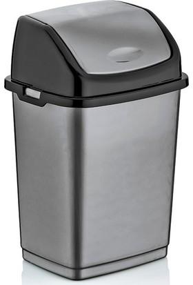 Karen Plastik 10 lt Fantasy Çöp Kovası
