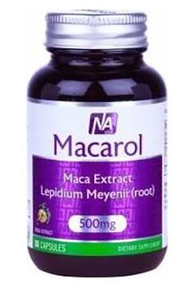 Natrol Macarol 500 Mg. 60 Kapsül