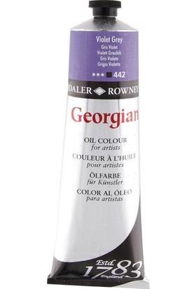 Daler Rowney Georgian Yağlı Boya 38 ml 442 Violet Grey