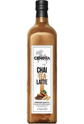 Cenova Chai Tea Kokteyl Şurubu 1 lt