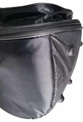 Bade Bağlama Kılıfı Kısa Sap Kalın Softcase (Gigbag) Siyah