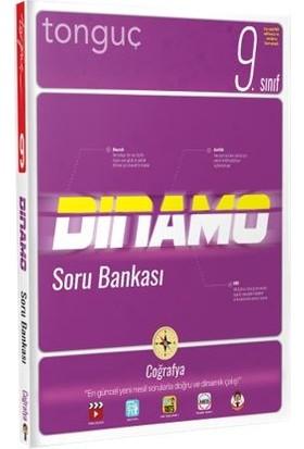 Tonguç Akademi 9. Sınıf Dinamo Coğrafya Soru Bankası