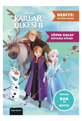 Disney Karlar Ülkesi 2 Süper Kolay Boyama Kitabı