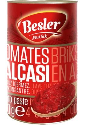 Besler Domates Salçası 4,3 kg