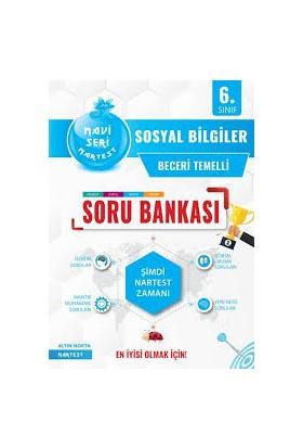 Nartest Yayınevi 6. Sınıf Sosyal Bilgiler Soru Bankası Fen Liselerine Hazırlık