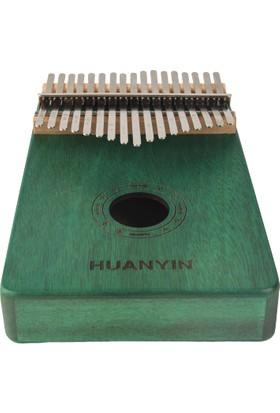 Huanyin CL17T-GR Pro Color Edition Kalimba