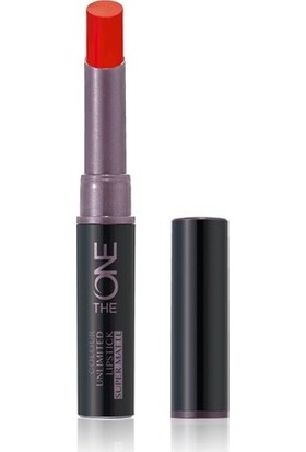 Oriflame The One Colour Unlimited Ultra Mat Ruj 1,7 Gr.