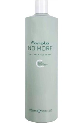 Fanola No More Şampuan 1000 ml 8008277760018