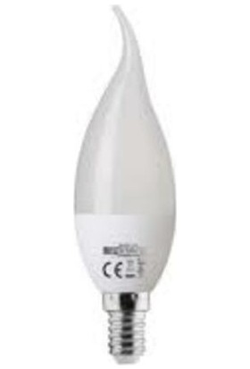 Horoz Kıvrık Buji LED Ampul 5 w E14 Beyaz (5'li)