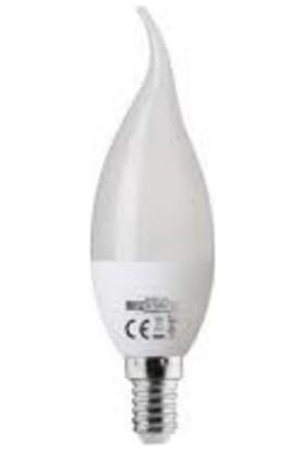 Horoz Kıvrık Buji LED Ampul 5 w E14 Beyaz (6'lı)