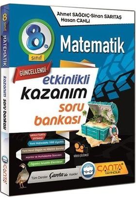 Çanta 8. Sınıf Kazanım Matematik Soru Bankası