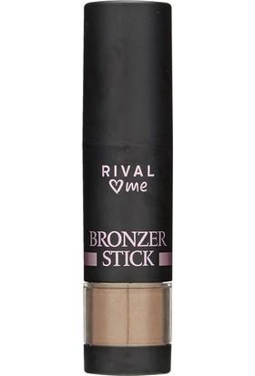 Rival Loves Me Bronzer Stik No:01 Sahara Dust