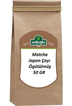 Arifoğlu Matcha Çayı Öğütülmüş 50 gr
