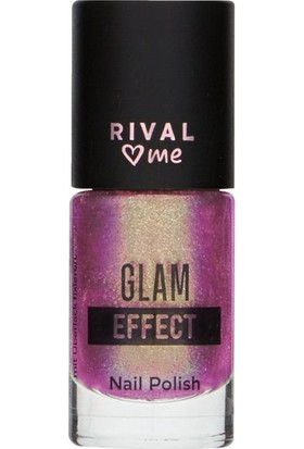 Rival Loves Me Oje No:01 Glam Effect Rainbow Crystals