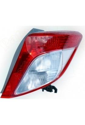Depo Toyota Yarıs (P13) Sağ Stop Lambası (81551-0D370)(81551-0D370)